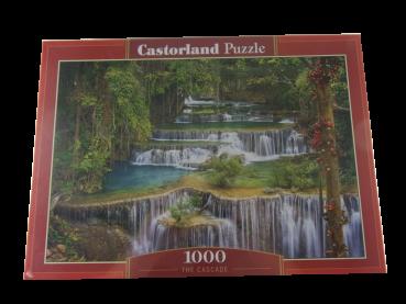 1000 Teile Puzzle THE CASCADE Neuware