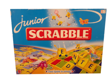 SCRABBLE junior gebraucht