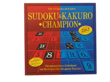 Sudku & Kakuro Champion gebraucht