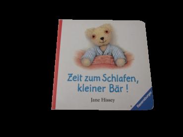 ZEIT zum SCHLAFEN, kleiner Bär! Ab ca. 1Jahr Pappbuch wie neuwertig