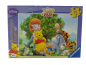 Preview: 35 Teile Puzzle My friends Tigger & Pooh gebraucht