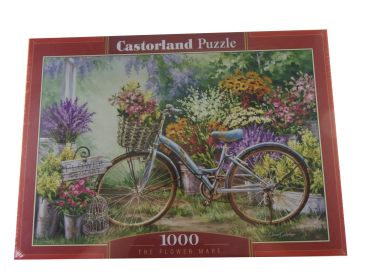 1000 Teile Puzzle THE FLOWER MART Neuware