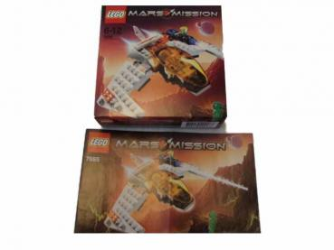 LEGO® Space MX Astro Fighter 7695 gebraucht