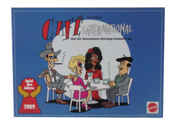 CAFE INTERNATIONAL gebraucht