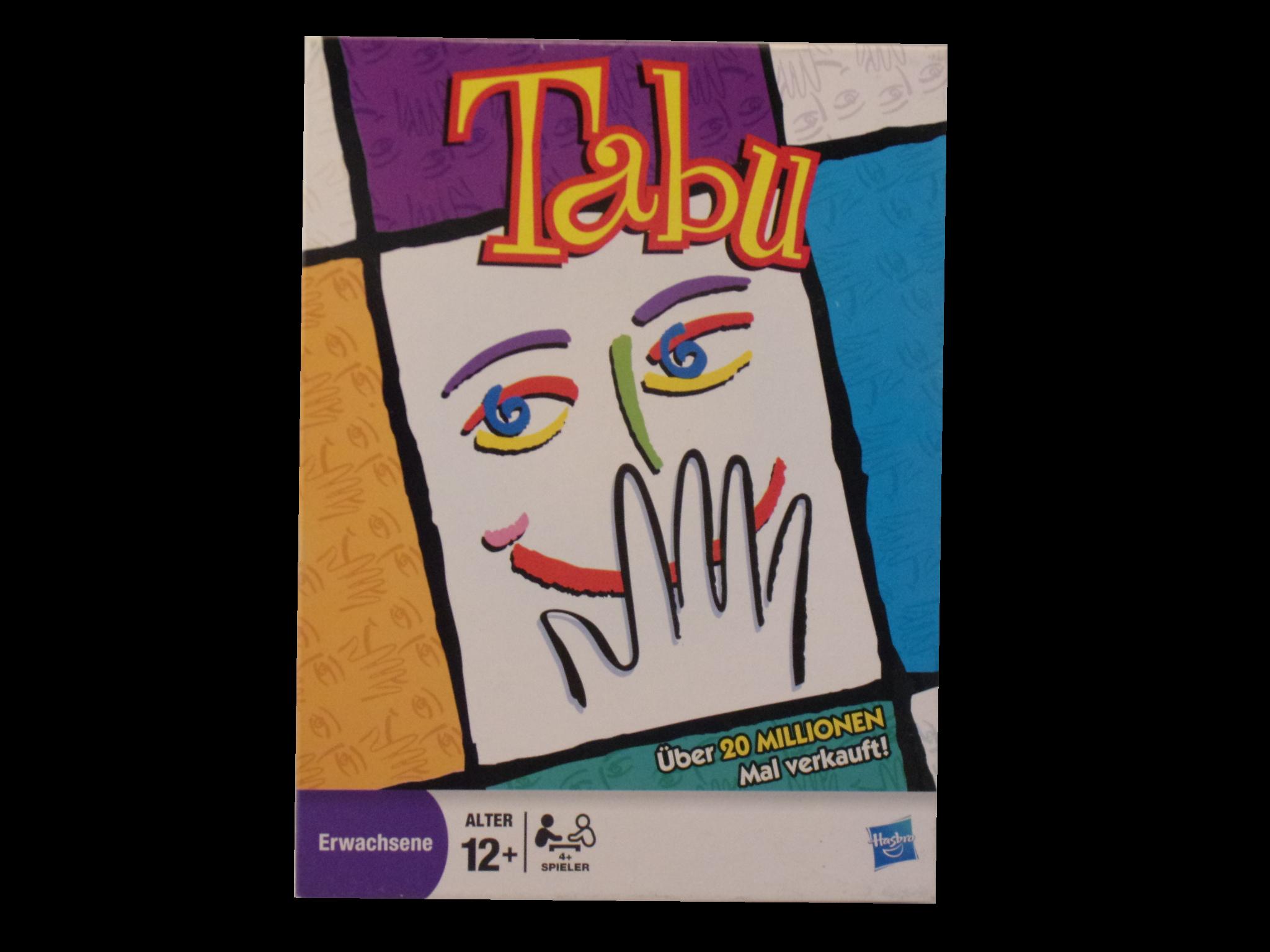 Tabu Sanduhr Zeit