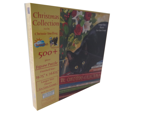500 Teile Puzzle Christmas Collection NEUWARE
