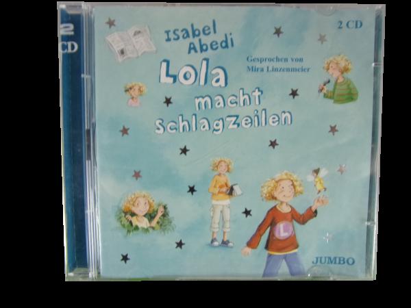Der Spielonkel - Lola macht Schlagzeilen