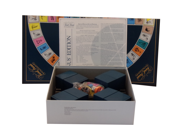 Trivial Pursuit Genus Edition gebraucht