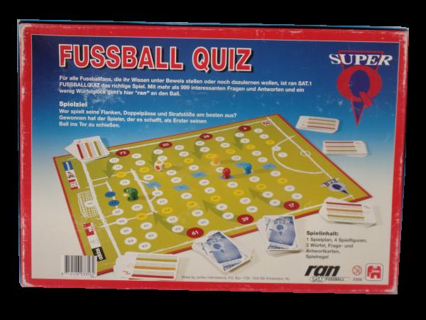 Ran Fussball Quiz Gebraucht